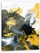 Abstract Stretched Canvas 266945079
