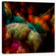 Abstract Stretched Canvas 291209925