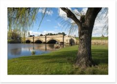Ross Bridge on Macquarie River