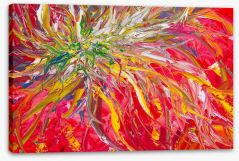 Chaos Stretched Canvas 35776769