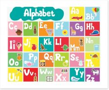 Alphabet brights