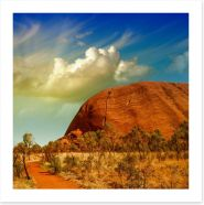 Colours of the outback