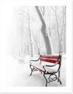 Winter Art Print 5173764