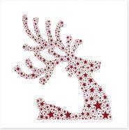 Starry, starry reindeer