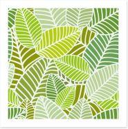 Leaf Art Print 61074916