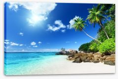 Beaches Stretched Canvas 61788359