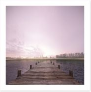 Jetty Art Print 62352477