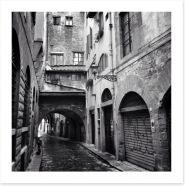 Streets of Florence Art Print 62501632