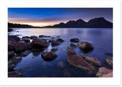 Coles Bay sunrise, Tasmania