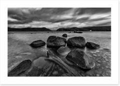 St Clair stones, Tasmania