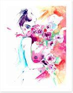 Admiration Art Print 81733463