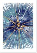Cassiopeia Art Print 84365453