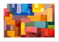Modern Art Print 86324799