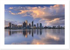 Across the Swan River, Perth