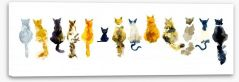 Animals Stretched Canvas 92003328