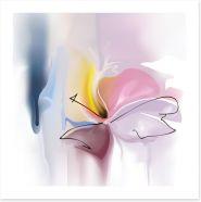 Watercolour Art Print 95391772