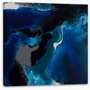 Deep sea 1 Stretched Canvas ET0004