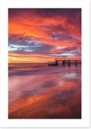 Sullivan Bay Art Print LH0022