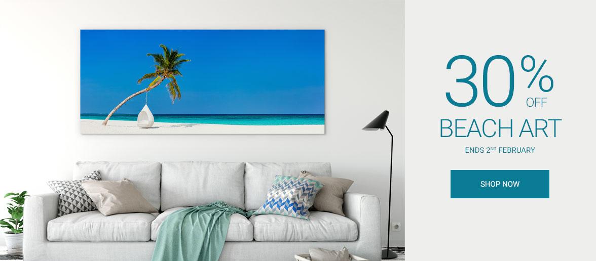 Wall Art Prints Beach Canvas Prints Sale