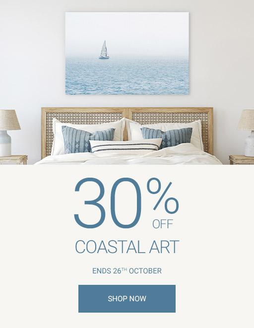 Wall Art Prints Coastal Canvas Art Sale