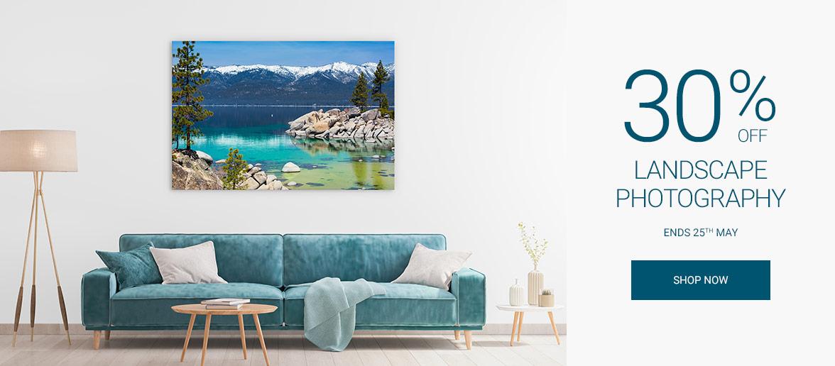 Wall Art Prints Landscape Canvas Prints Sale