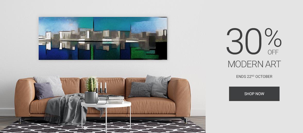 Modern Canvas Sale
