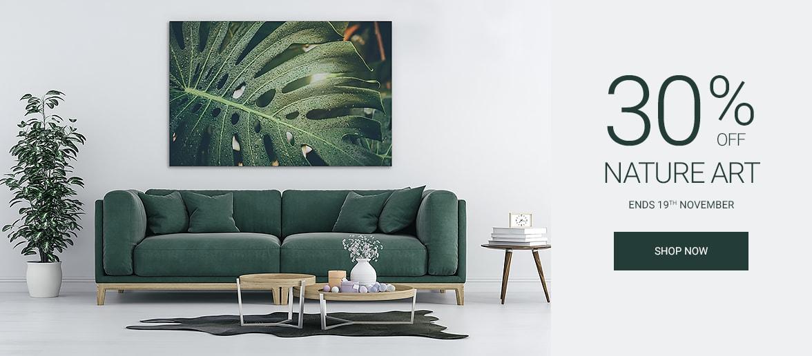 Nature Canvas Sale