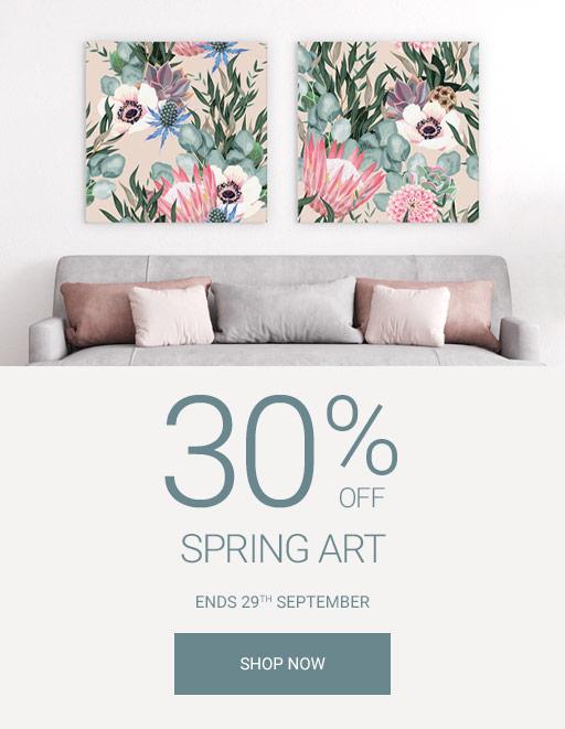 Wall Art Prints Spring Art Sale