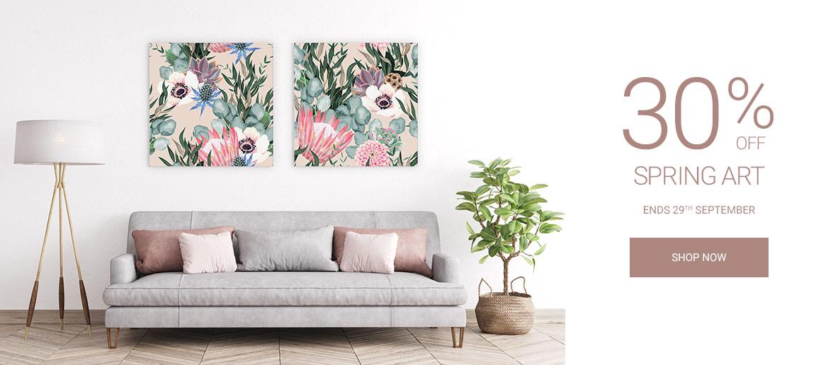 Wall Art Prints Spring Canvas Prints Sale