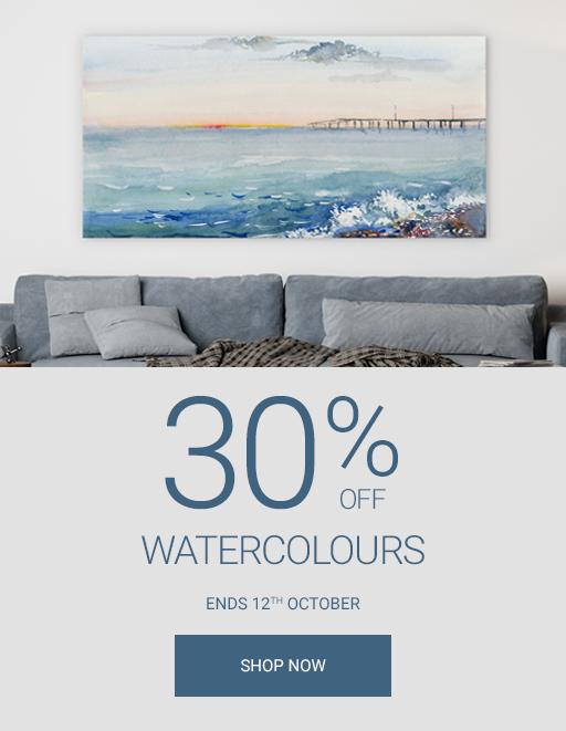 Wall Art Prints Watercolour Art Sale
