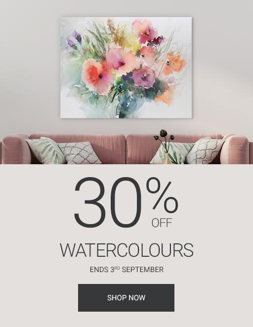 Wall Art Prints - Watercolour Art Sale