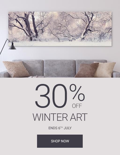 Wall Art Prints Winter Art Sale