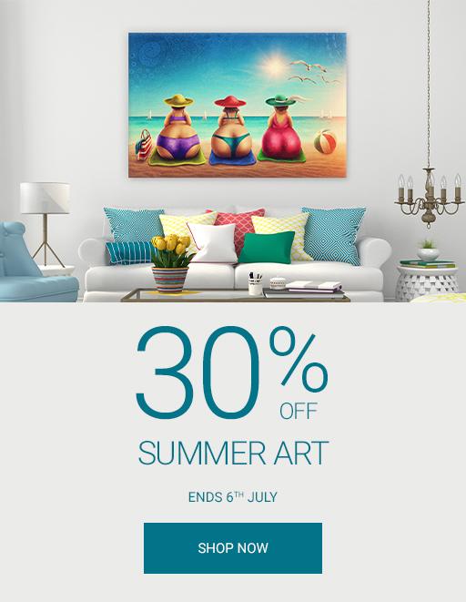 Wall Art Prints Summer Art Sale